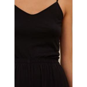 CACHOU - Sleeveless V neckline top