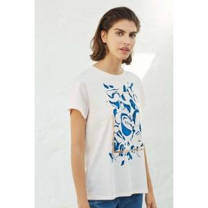 KITCH - T-shirt manches courtes en coton