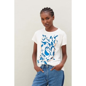 KITCH - T-shirt manches courtes en coton