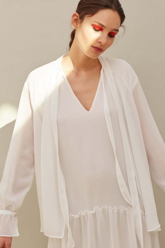 HECTOR white - Shirt
