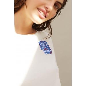 IBRA - T-shirt brodé