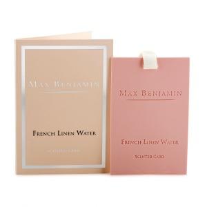 Carte parfumée CLINEN