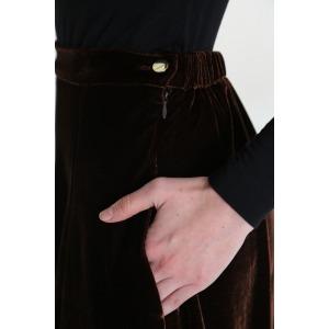 Skirt - ARMAGH Brown
