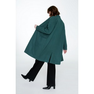 COCTEAU green - Coat