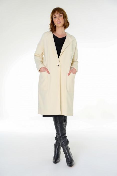 COCTEAU blanc - Manteau