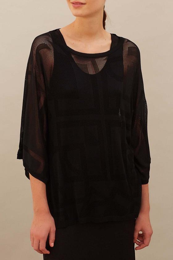 JOANE black - Sweater