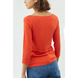 OLAF red - 3/4 sleeves T-shirt