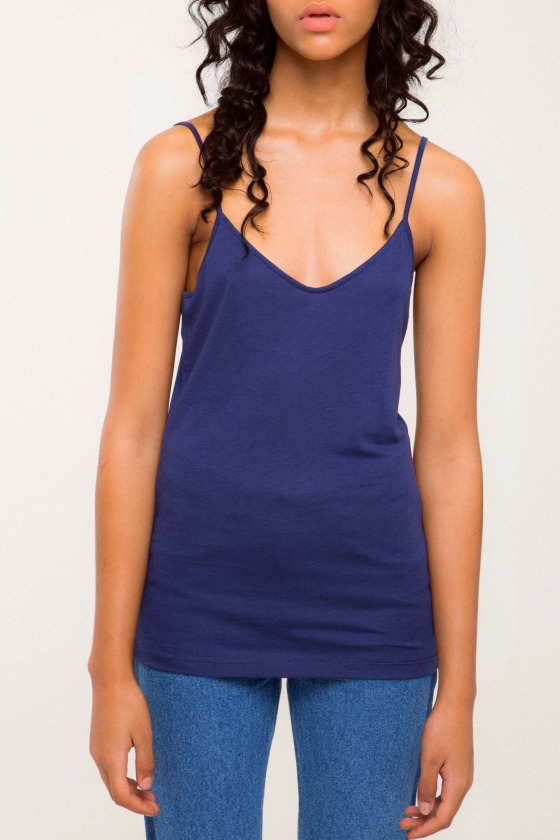 ORION navy blue - Tank top