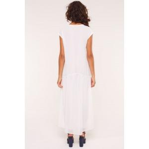 Hardy - robe blanche