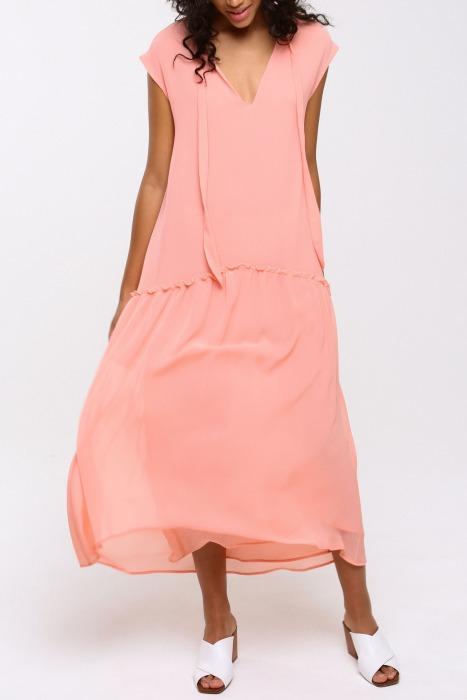 Hardy - robe rose