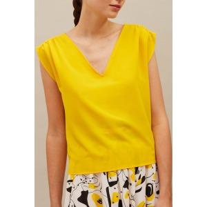 LISE yellow - Tank top