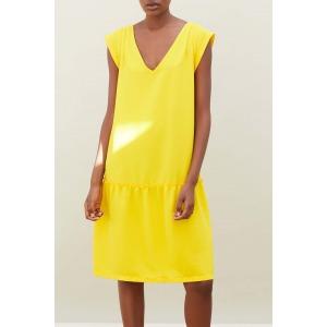 Lolita - Robe jaune