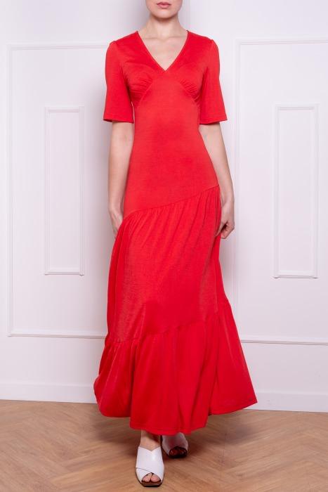 Carita - Robe Coraline Rouge