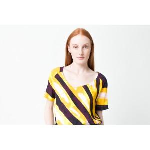 T-shirt  REBEL NACRE