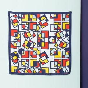 ECLAT  Square scarf