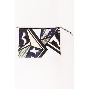 EMMA - Printed clutch