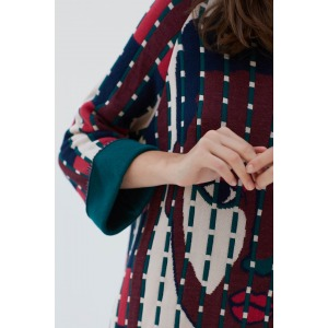 BERRY rouge - Pull