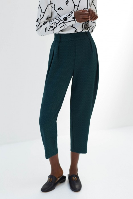 MARX green - Trousers