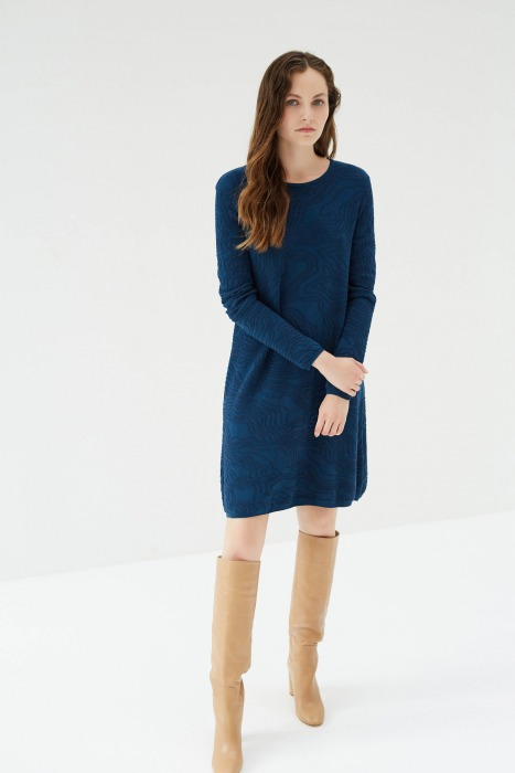 ZEFIRELI blue - Dress