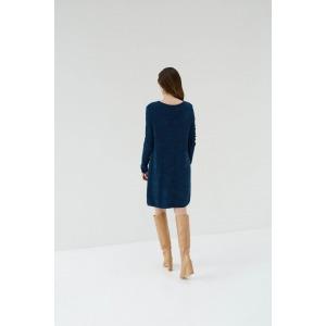 ZEFIRELI bleu - Robe