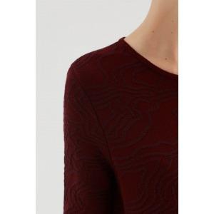 ZEFIRELI rouge - Robe