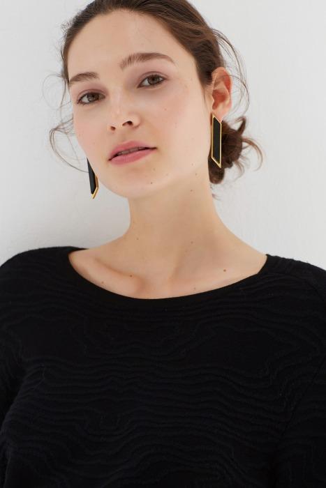 Boucles d'oreilles CHABROL