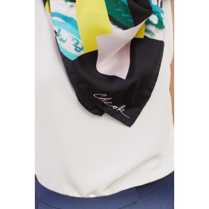 ELEGANT - silk scarf