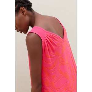 ERKO pink - ultra-soft dress