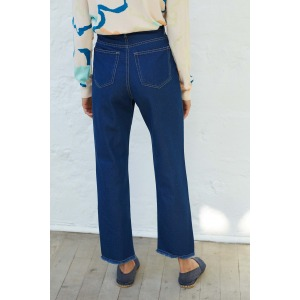 ELFE - High-waisted 7/8 jeans