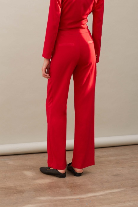 HORIZON rouge - Pantalon de smoking