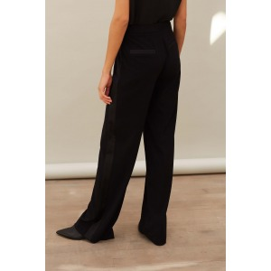 HORIZON noir - Pantalon de smoking HORIZON noir