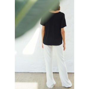 JAFA - Pantalon fluide et large