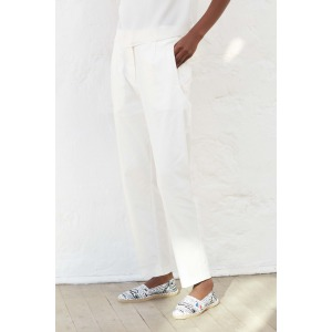 GUAPA white - trousers