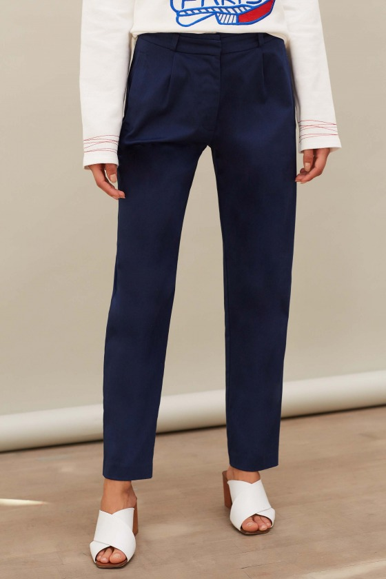 GUAPA blue - Trousers