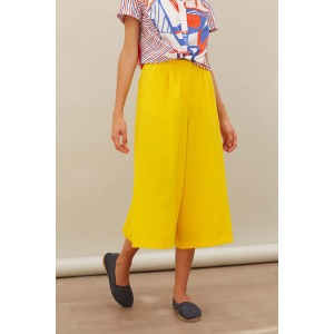 LARY yellow - Trousers