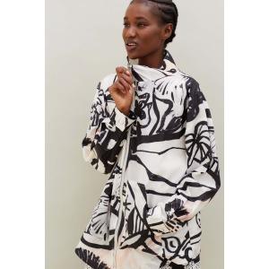ERWAN - Printed windbreaker jacket