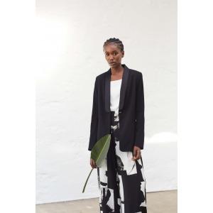 HARMONIE black - Tuxedo jacket