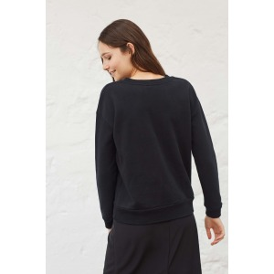 IMPERIAL - Embroidered sweat-shirt
