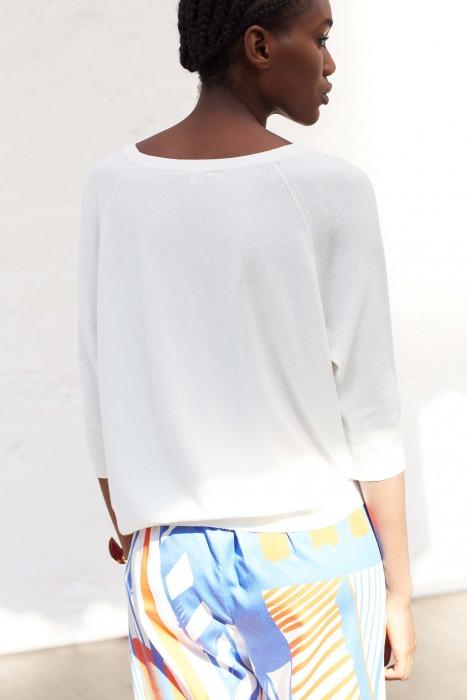 LIO white - Sweater