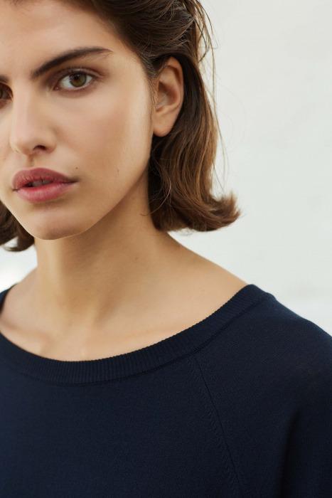 LIO blue - Sweater