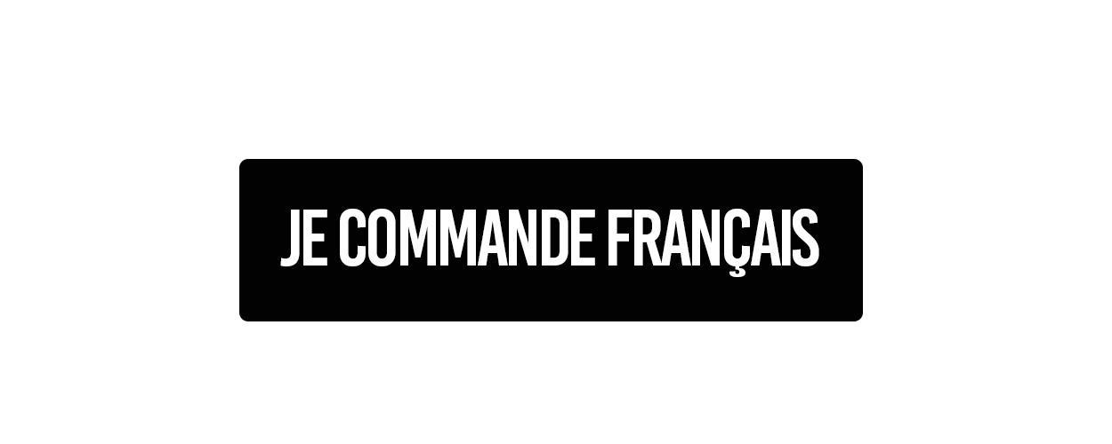 je commande français